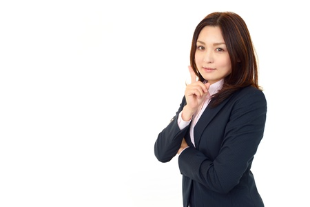 16566521 - smiling business woman